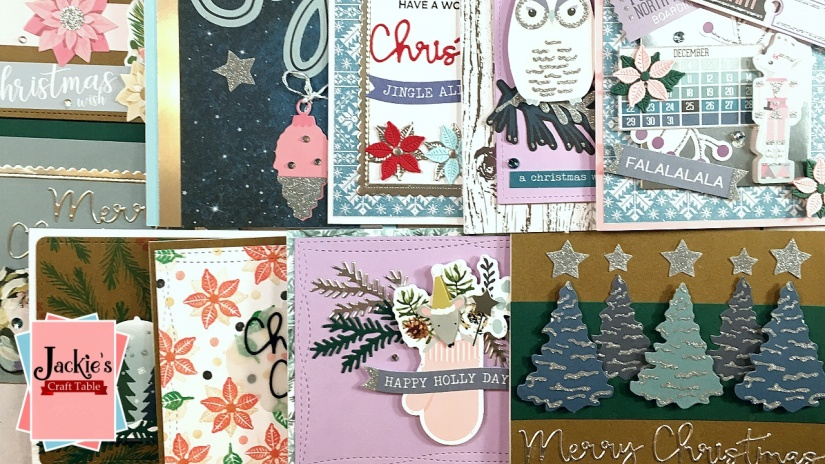 2019 Spellbinders October Card Kit THUMB